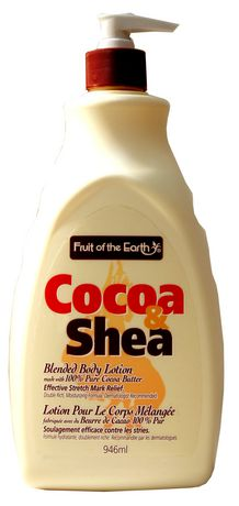 Fruit of The Earth Cocoa Shea Body