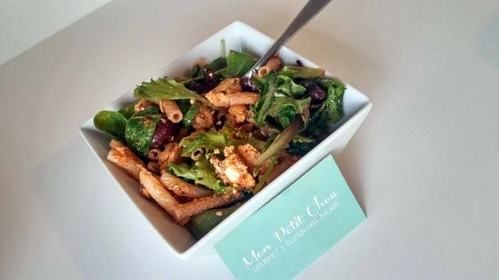 Mon Petit Chou Gourmet Gluten Free Salads