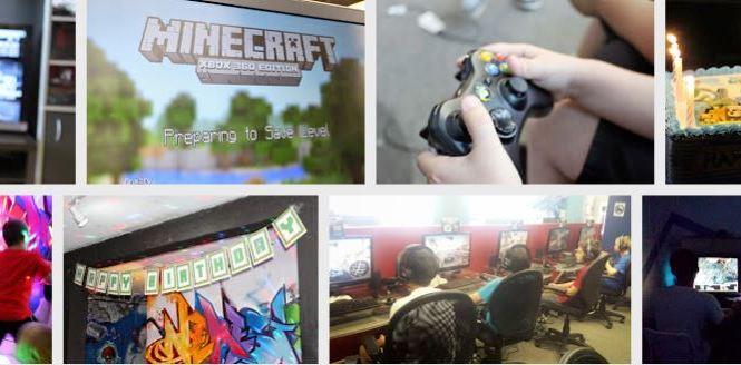 Nemesis Video Game Lounge Parties