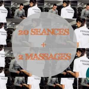 Personal Training 20 séances