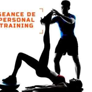 Personal training coaching