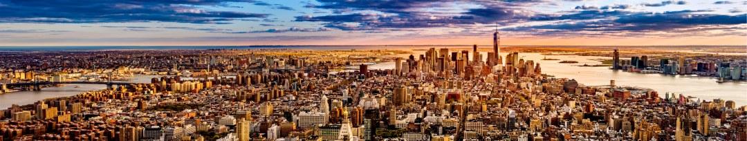 Panorama de Manhattan