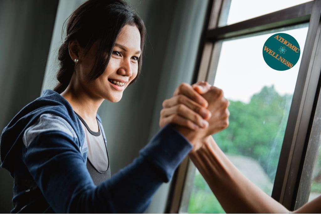 confiance relation personal training