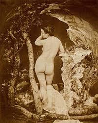 Fesses nues - Auguste Belloc