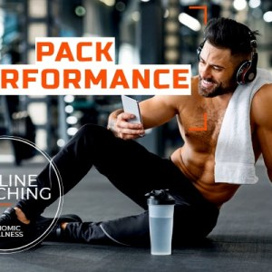Performance Pack Personalized sports coaching remotely