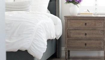 Master Bedroom Bedding - A Thoughtful Place