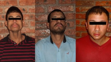 Los tres requeridos fueros puestos a disposición del agente del Ministerio Público Investigador, quien ayer ejercitó acción penal en su contra