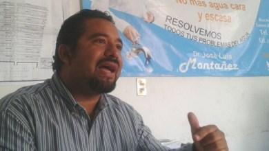 Montañez Espinosa consideró que el desarrollo urbano es el que debe ajustarse al contexto ambiental y no al revés