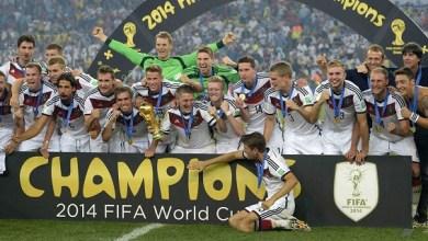 Alemania, cuatro veces campeona del mundo, recuperar un liderato que no tenía desde hace unos 20 años y desbancar del mismo a España