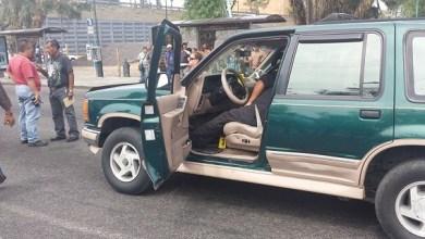 El Sistema Nacional de Seguridad Pública revela un aumento de 8.4% de los robos de vehículo con violencia (de 681 a 738) y de 14.9% de los robos de vehículo sin violencia (de 2,201 a 2,528 casos)