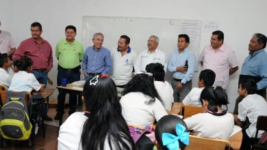 Jara Guerrero solicitó a los docentes que integren un proyecto ejecutivo para conocer el presupuesto y ver de qué manera podría apoyar el Gobierno del Estado en la consolidación de este espacio