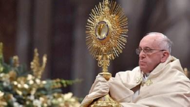 """El Pontífice presidió hoy las Vísperas y la solemne ceremonia del Te Deum como es habitual cada 31 de diciembre, una tradición que inició el papa Pablo VI en su """"Marialis Cultus"""""""