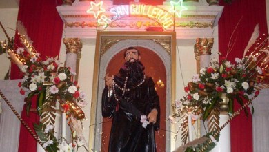 Se sabe que desde 1645 los Frailes Agustinos iniciaron las fiestas al Santo, cuando los evangelizadores que llegaron a la zona llamaron San Guillermo al pequeño caserío donde construyeron una capilla de adobe