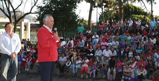 Cárdenas Monroy destacó que el Plan Michoacán ha logrado un mayor acercamiento de las autoridades y la población