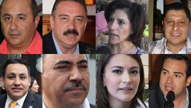 A continuación, haga un breve recuento de quiénes son hasta ahora los virtuales candidatos de las tres principales fuerzas políticas en esa región