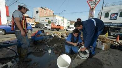 El personal del Programa de Prevención de Inundaciones del Organismo Operador ya está listo para iniciar sus actividades de guardias y monitoreo de lluvias