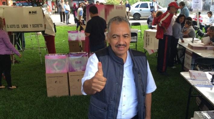 Agustín Trujillo insta a los ciudadanos a salir a votar