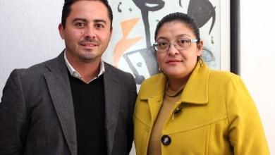 Flores Anguiano y el legislador local dialogaron sobre la necesidad de promover y estimular el talento de los jóvenes michoacanos a través de concursos, certámenes y convocatorias dirigidas específicamente al sector