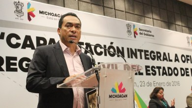 López Solís reconoció que se requieren mejoras dentro de la institución a fin de que se puedan optimizar los trabajos a fin de modernizar los servicios y con ello brindar la atención oportuna que requieren miles de michoacanos
