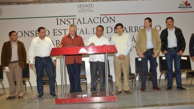 Cabe destacar que dicho cuerpo colegiado estará presidido por la titular federal de la SEDATU, Rosario Robles Berlanga y el Gobernador del Estado, Silvano Aureoles Conejo