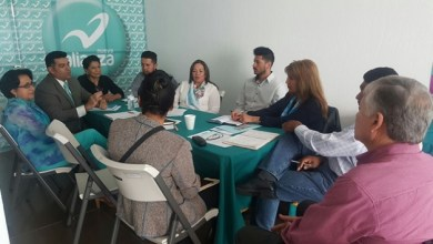 La maestra Araceli Martínez, presidenta del Comité Estatal mostró amplia disposición y apoyo así como de los integrantes del Comité