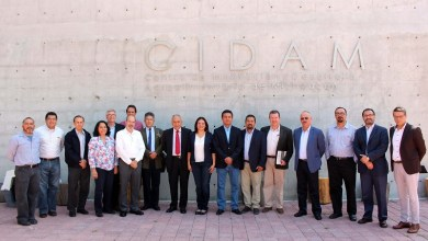 Los funcionarios federales manifestaron el interés del Conacyt por relanzar al CIDAM y fortalecerlo con la puesta en marcha de proyectos y acciones estratégicas