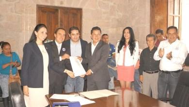 Víctor Montelongo aseguró que desempeñará la nueva encomienda con institucionalidad y bajo una estrecha coordinación con la autoridad municipal