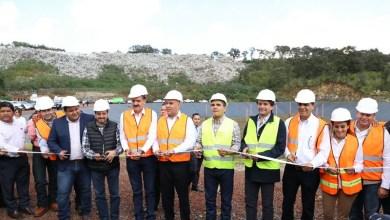 El relleno dará respuesta a una generación de residuos de 65 toneladas por día, de manera regional
