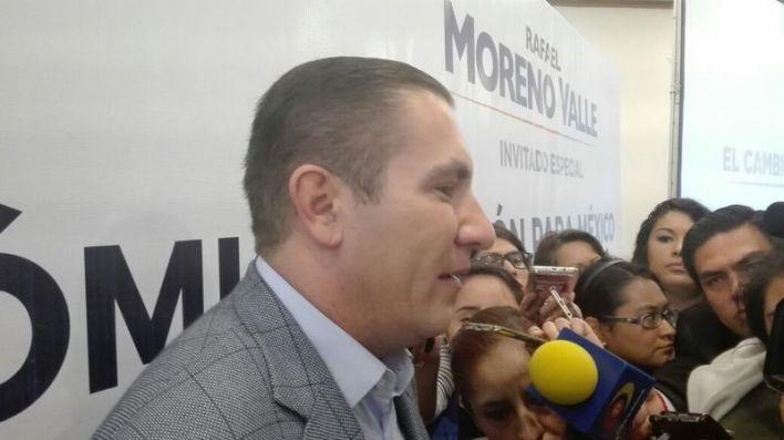 El exmandatario estatal criticó a López Obrador a quien señaló como incongruente, por hablar sobre temas de corrupción, cuando durante su periodo como jefe de gobierno, su secretario de Finanzas acabo en la cárcel