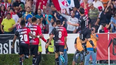 El duelo de vuelta se llevará a cabo el próximo domingo, en el Estadio Chivas, a las 6:06 de la tarde