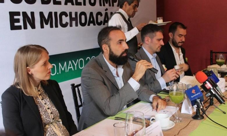 El director general del Observatorio Nacional Ciudadano, Francisco Rivas, indicó que los retos actuales para Michoacán son atender los temas de seguridad y justicia, para lo cual deberán desarrollarse estrategias en donde prevalezcan los derechos humanos, la seguridad y el Estado de Derecho