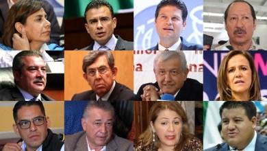 En fin, hay muchos más ejemplos de políticos trapecistas en Michoacán, pero para muestra basta un botón