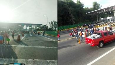 Se prevé que a lo largo del día se multiplicarán las acciones de protesta por parte de la CNTE