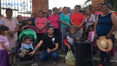 """""""La intención de este evento es reunir a las cientos de mujeres con las cuales hemos trabajado en las colonias de Morelia con proyectos sociales"""": Manuel Parra"""