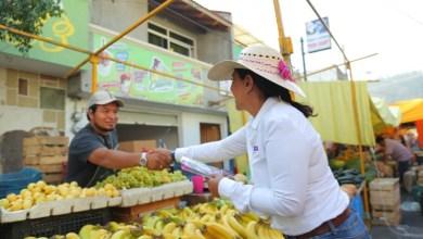 Luisa Marcía Calderón propone que de las compras del gobierno federal el 30% tenga que realizarse a la micro, pequeña y mediana empresa que brinda el 90% de los empleos a las personas