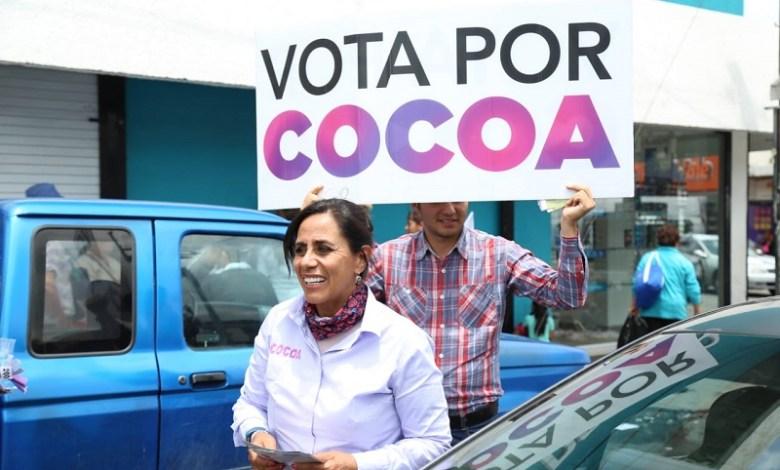 Luisa María Calderón precisó que serán los ciudadanos de Morelia sus mejores aliados