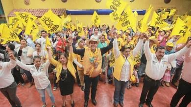 Antonio García Conejo reiteró que él cuenta con la experiencia para ser un senador que abogue por el estado y colabore con los demás candidatos de Por México al Frente y Por Michoacán al Frente, para formar una agenda política que desarrolle el progreso en el país y el estado