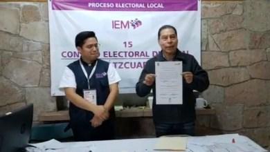 """Márquez Tinoco agradeció el trabajo y reconoció el esfuerzo realizado por todos los integrantes del IEM, desde los funcionarios de casilla, hasta los hombres y mujeres que estuvieron contado con toda imparcialidad """"voto por voto, casilla por casilla"""""""