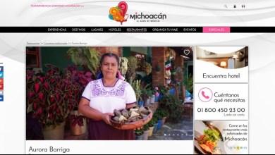 Con Tarhiata 2021, cocineras tradicionales, jóvenes emprendedores y artesanos michoacanos, pueden acceder al servicio técnico de la Sectur en materia de digitalización y redes