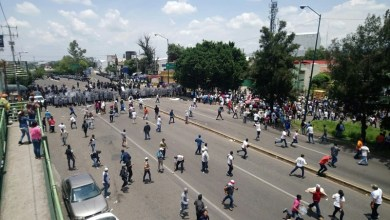 Siendo aproximadamente las 15:00 horas, los comuneros abordaron los autobuses y se retiraron con dirección a Pátzcuaro, quedando liberada la vialidad
