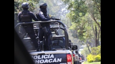 Al llegar a la gasolinera del Sagrado Corazón un civil que viajaba en un taxi recibió un impactó de arma de fuego, logrando huir los sujetos armados