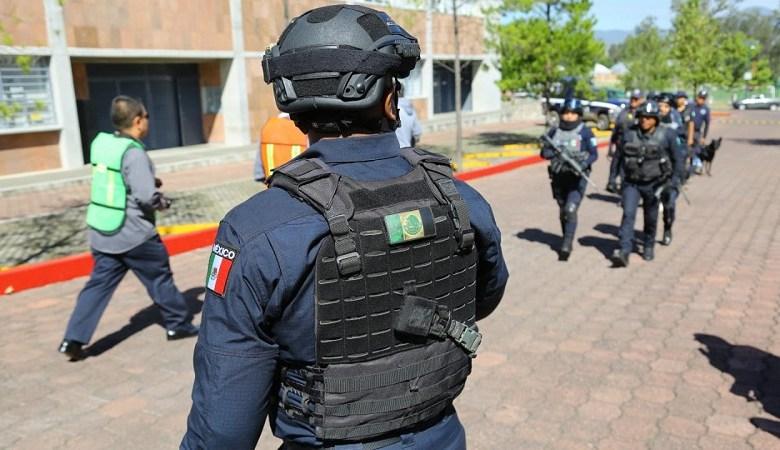 A la par, la Unidad Cibernética de la Policía Michoacán ya trabaja en el rastreo de los correos enviados