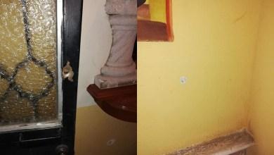 Los hechos ocurrieron en la casa marcada con el número 2589, ubicada sobre la calle Bolivia, casi esquina con Costa Rica