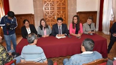 Durante la reunión, participaron las diputadas Laura Granados, presidente de la Comisión de Educación; Teresa López, presidente de la Comisión de Trabajo y Previsión Social; y Zenaida Salvador, presidente del Comité de Atención Ciudadana