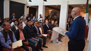 La presentación de la ruta de acciones concretas que tendrá esta organización electoral se dio en el marco de la inauguración de las nuevas instalaciones de Movimiento Ciudadano Michoacán