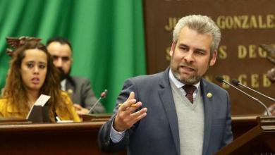 Legisladores de PRD, PAN, PRI, Partido Verde y Movimiento Ciudadano frenan aumento de presupuesto a la Universidad Michoacana: Ramírez Bedolla