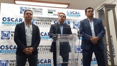 Escobar Ledesma, señaló a pregunta expresa que cuando menos se ven indicios de la influencia del Morena en el ala radical del magisterio michoacano