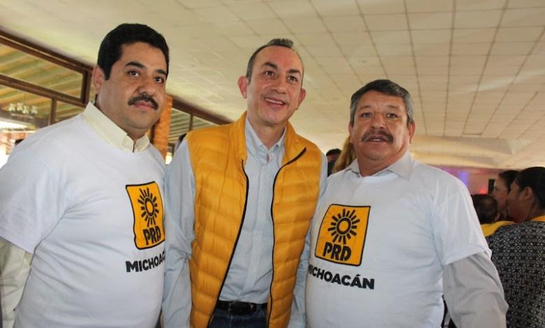 El PRD siempre a favor de los programas sociales: Soto Sánchez