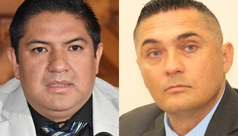 Toledo Rangel se dijo preocupado por su integridad y la de su familia, por lo que buscará proceder legalmente