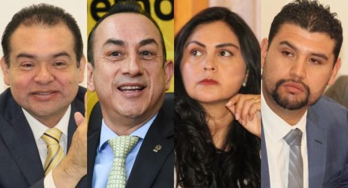 Se antoja un escenario mucho muy complicado para la bancada perredista y para el gobernador Silvano Aureoles Conejo en lo que resta de la 74 Legislatura local